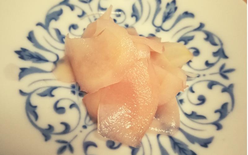 新生姜 ガリ 甘酢漬け
