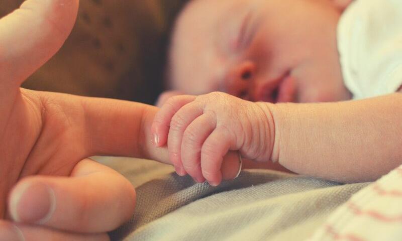 お母さん 赤ちゃん 繋がり